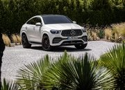 2020 Mercedes GLE Coupé Debuts with Two Diesel Versions, Hotter AMG Variant - image 858023