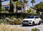 2020 Mercedes GLE Coupé Debuts with Two Diesel Versions, Hotter AMG Variant - image 858024