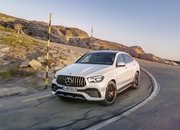 2020 Mercedes GLE Coupé Debuts with Two Diesel Versions, Hotter AMG Variant - image 858029