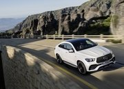 2020 Mercedes GLE Coupé Debuts with Two Diesel Versions, Hotter AMG Variant - image 858031