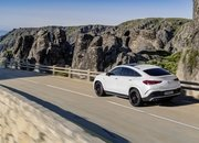 2020 Mercedes GLE Coupé Debuts with Two Diesel Versions, Hotter AMG Variant - image 858032