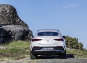 2020 Mercedes GLE Coupé Debuts with Two Diesel Versions, Hotter AMG Variant - image 858034