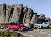 2020 Mercedes GLE Coupé Debuts with Two Diesel Versions, Hotter AMG Variant - image 858039