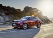 2020 Mercedes GLE Coupé Debuts with Two Diesel Versions, Hotter AMG Variant - image 858040
