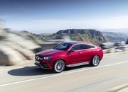 2020 Mercedes GLE Coupé Debuts with Two Diesel Versions, Hotter AMG Variant - image 858043