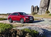 2020 Mercedes GLE Coupé Debuts with Two Diesel Versions, Hotter AMG Variant - image 858044