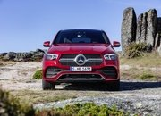 2020 Mercedes GLE Coupé Debuts with Two Diesel Versions, Hotter AMG Variant - image 858046