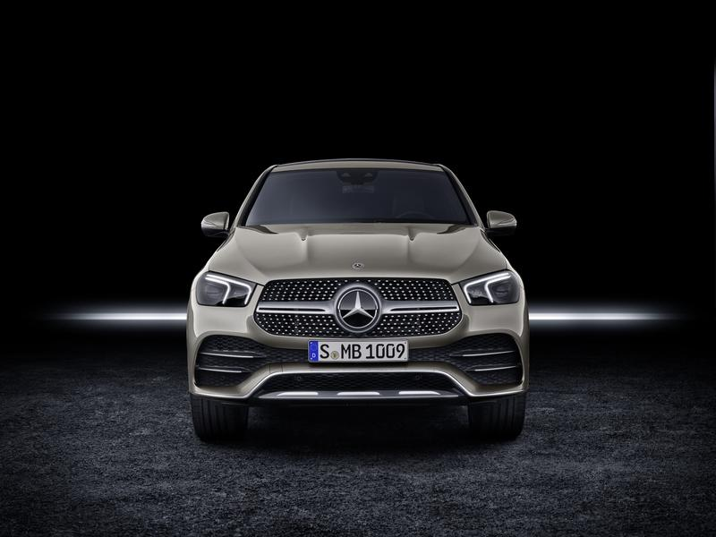 2020 Mercedes-Benz GLE Coupe Exterior - image 858010