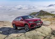 2020 Mercedes GLE Coupé Debuts with Two Diesel Versions, Hotter AMG Variant - image 858049