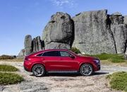 2020 Mercedes GLE Coupé Debuts with Two Diesel Versions, Hotter AMG Variant - image 858050