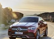2020 Mercedes GLE Coupé Debuts with Two Diesel Versions, Hotter AMG Variant - image 858054