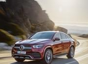 2020 Mercedes GLE Coupé Debuts with Two Diesel Versions, Hotter AMG Variant - image 858055