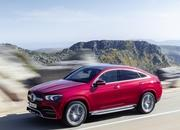 2020 Mercedes GLE Coupé Debuts with Two Diesel Versions, Hotter AMG Variant - image 858057