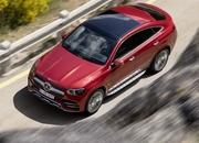 2020 Mercedes GLE Coupé Debuts with Two Diesel Versions, Hotter AMG Variant - image 858059