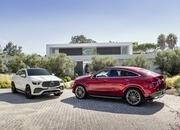 2020 Mercedes GLE Coupé Debuts with Two Diesel Versions, Hotter AMG Variant - image 858060