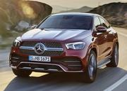 2020 Mercedes GLE Coupé Debuts with Two Diesel Versions, Hotter AMG Variant - image 858064