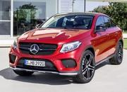 2020 Mercedes GLE Coupé Debuts with Two Diesel Versions, Hotter AMG Variant - image 858065