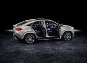 2020 Mercedes GLE Coupé Debuts with Two Diesel Versions, Hotter AMG Variant - image 858012