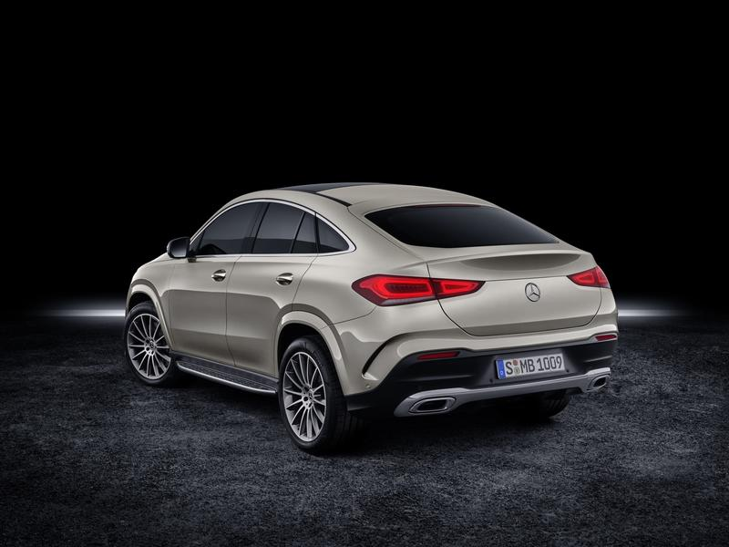 2020 Mercedes-Benz GLE Coupe Exterior - image 858014
