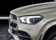 2020 Mercedes GLE Coupé Debuts with Two Diesel Versions, Hotter AMG Variant - image 858015