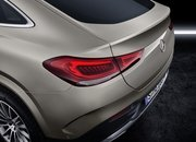 2020 Mercedes GLE Coupé Debuts with Two Diesel Versions, Hotter AMG Variant - image 858016