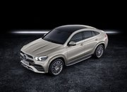 2020 Mercedes GLE Coupé Debuts with Two Diesel Versions, Hotter AMG Variant - image 858007