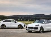 2020 Porsche Cayenne Turbo S E-Hybrid tops the range with 670 horsepower - image 855532