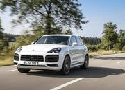 2020 Porsche Cayenne Turbo S E-Hybrid tops the range with 670 horsepower - image 855533