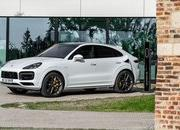 2020 Porsche Cayenne Turbo S E-Hybrid tops the range with 670 horsepower - image 855534