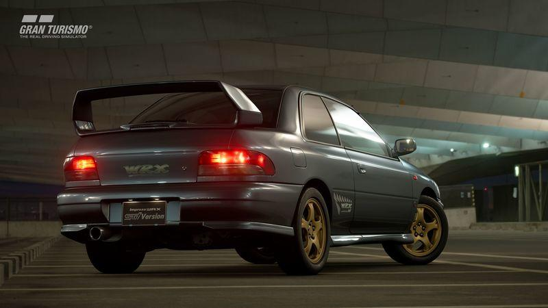 5 New JDM Cars Added to Gran Turismo Sport Via This Month's Free Update