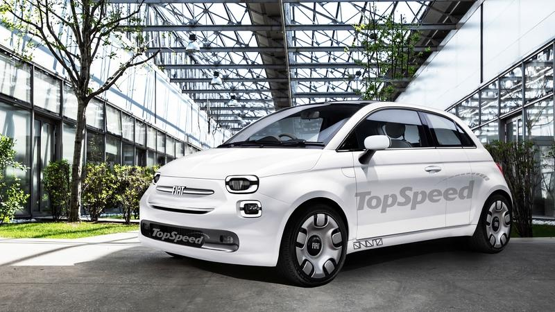 A New EV-Only Fiat 500 Is on the Way, But What Will It Look Like?