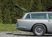 Auction Watch: $1.5 Million Aston DB5 Shooting Brake Built To Allow David Brown To Carry His Dog - image 853702