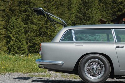 Auction Watch: $1.5 Million Aston DB5 Shooting Brake Built To Allow David Brown To Carry His Dog