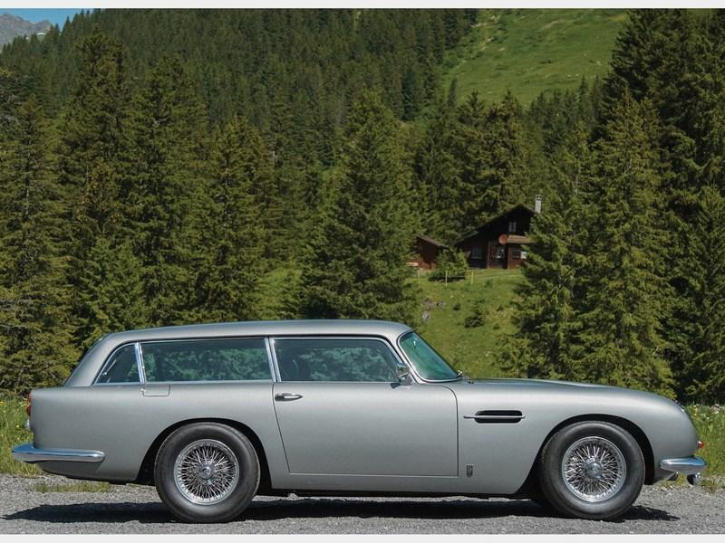 Auction Watch: $1.5 Million Aston DB5 Shooting Brake Built To Allow David Brown To Carry His Dog - image 853677