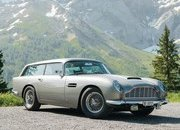 Auction Watch: $1.5 Million Aston DB5 Shooting Brake Built To Allow David Brown To Carry His Dog - image 853672