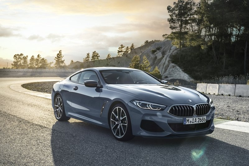 BMW M850i by Manhart Racing