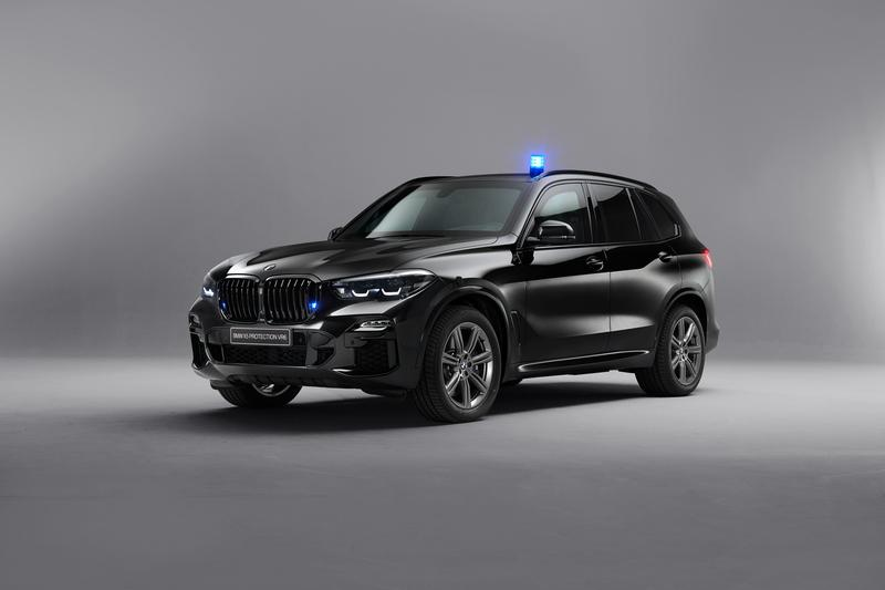 2019 BMW X5 Protection VR6