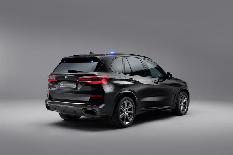 2019 BMW X5 Protection VR6 Exterior - image 857868