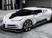 Bugatti Centodieci is an EB110-Inspired Hot Mess - image 856377