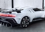 Bugatti Centodieci is an EB110-Inspired Hot Mess - image 856378