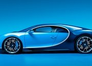 Bugatti Centodieci is an EB110-Inspired Hot Mess - image 856384