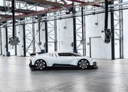 Bugatti Centodieci is an EB110-Inspired Hot Mess - image 856032