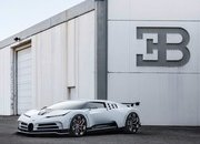 Bugatti Centodieci is an EB110-Inspired Hot Mess - image 856037