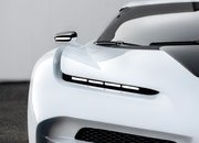 Bugatti Centodieci is an EB110-Inspired Hot Mess - image 856038
