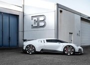 Bugatti Centodieci is an EB110-Inspired Hot Mess - image 856039