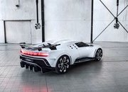 Bugatti Centodieci is an EB110-Inspired Hot Mess - image 856031