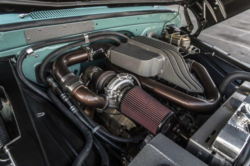1966 Chevrolet Ponderosa by Rtech Fabrications