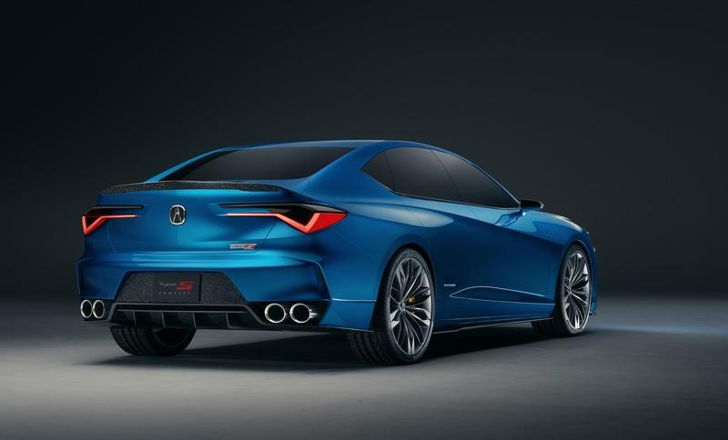 Does the Acura Type S Concept Make a Good Case for Revival of Acura's Performance Arm? - image 855978
