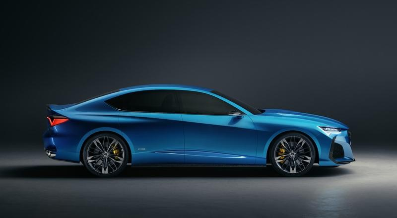 Does the Acura Type S Concept Make a Good Case for Revival of Acura's Performance Arm? - image 855979