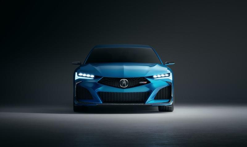 Does the Acura Type S Concept Make a Good Case for Revival of Acura's Performance Arm? - image 855980